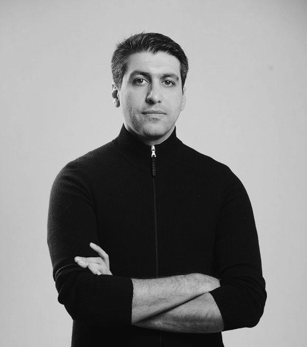 Shervin Hosseini objet